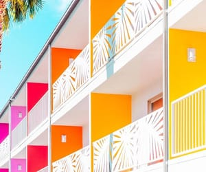 colorful, colors, and hotel image