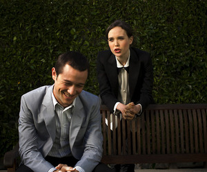 adorable, couple, and ellen page image