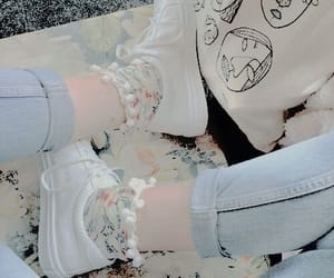 aesthetic, pant, and shoes image