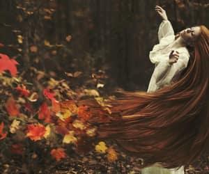 autumn hair image