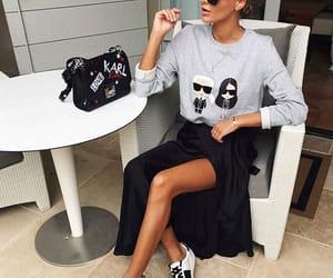 fashion, fashionable, and glam image