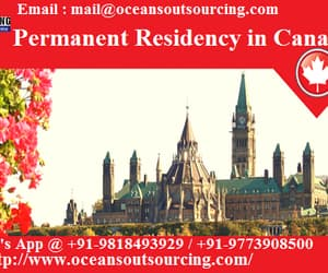 canada pr visa, federal skilled worker, and family visa for canada image