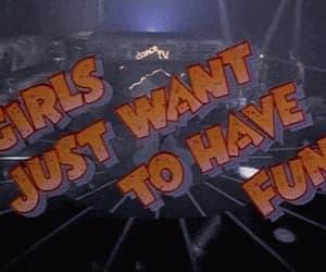 80s, Cyndi Lauper, and gif image