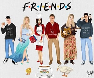 f.r.i.e.n.d.s and friends image