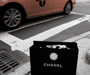 car, chanel, and city image
