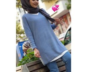 hijab, hijab fashion, and ﺭﻣﺰﻳﺎﺕ image