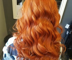 redhead, ginger hair, and girl image