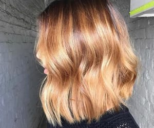 beautiful, blonde hair, and color image