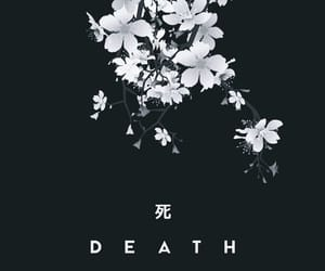 wallpaper, death, and black image