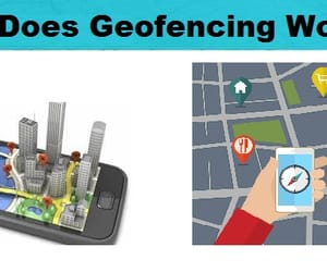 smartphone geofencing, ads in smartphones, and how does geofencing work image