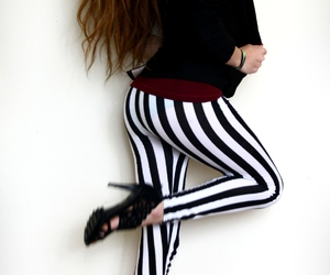 ass, girl, and leggings image