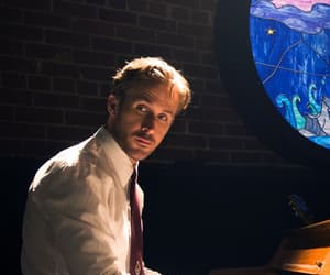 ryan gosling, la la land, and piano image
