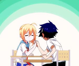 anime, anime girl, and nisekoi image