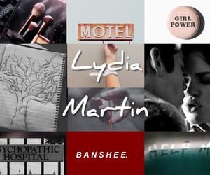 banshee, lydia, and martin image