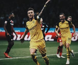 football, marco reus, and soccer image