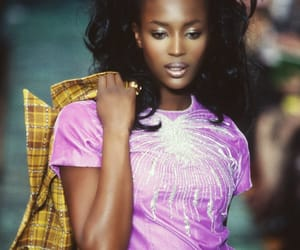 90s, beautiful, and runway image
