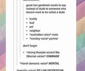 demon, gender, and funny image