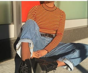 style, 90s, and fashion image