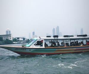 asia, bangkok, and boat image