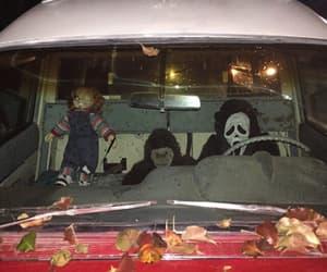 Chucky, Halloween, and scream image