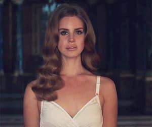 gif, beautiful, and lana image