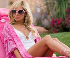 high school musical, pink, and sharpay image