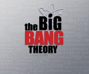 big bang theory, cast, and comedy image