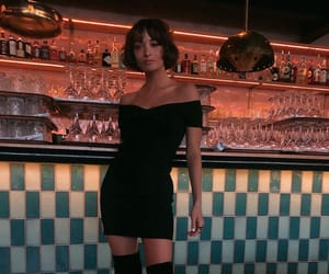 bar, beauty, and black boots image