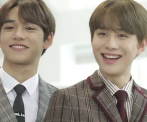 lucas, jungwoo, and kim jungwoo image