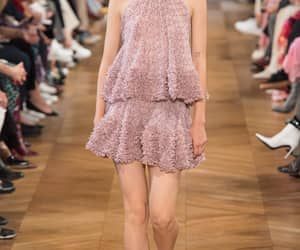 dress, paris fashion week, and fashion image