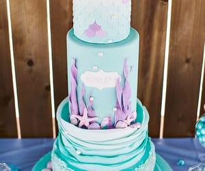cake, sweet, and amazing image