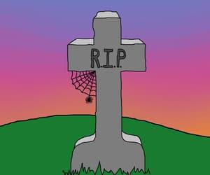 art, death, and fun image