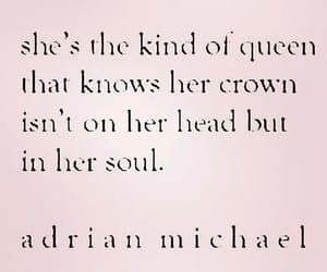 quote and adrian michael image