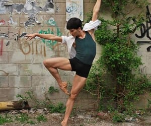 ballet, beautiful guy, and dance image