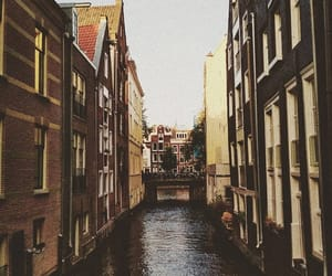 amsterdam, beautiful, and house image
