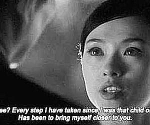 memoirs of a geisha, ziyi zhang, and since i was that child image