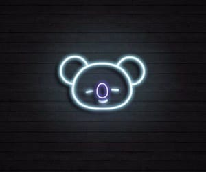 koya, bt21, and wallpaper image