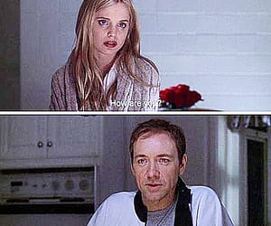 american beauty, angela hayes, and mena suvari image