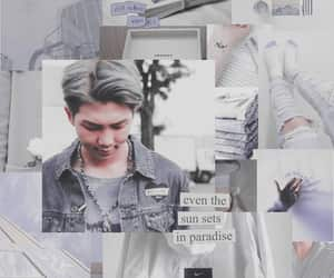 aesthetic, rm, and bts image