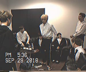 lovely and bts image