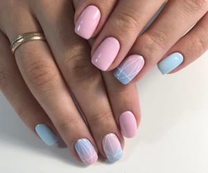style, fashion, and manicure image
