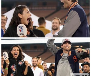 ashton kutcher, Mila Kunis, and tumblr image