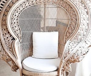 chair and white image