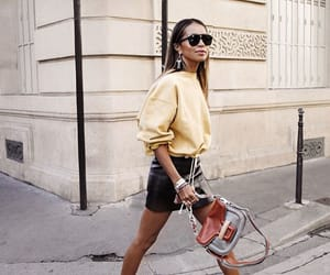 fashion, streetstyle, and woman image
