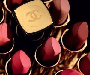lipstick, chanel, and beautiful image