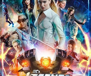 DC, legends of tomorrow, and sara lance image