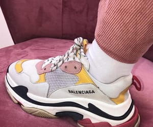 Balenciaga, sneakers, and chunkyshoes image