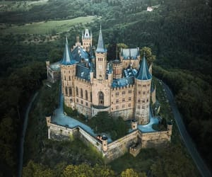 castle, germany, and burg image