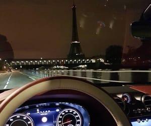 paris, car, and luxury image