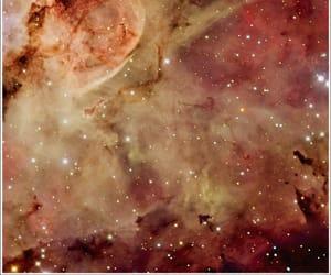 galaxy, nasa, and carina region image